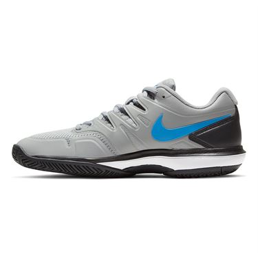 Nike Air Zoom Prestige Mens Tennis Shoe Light Smoke Grey/Blue Hero/Off Noir/White AA8020 005