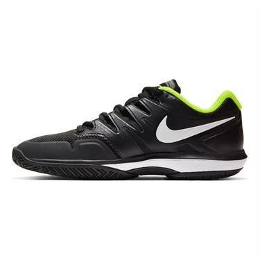 Nike Air Zoom Prestige Mens Tennis Shoe Black/White/Volt AA8020 007