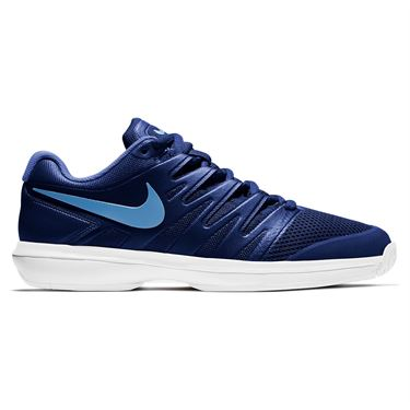 Nike Court Air Zoom Prestige Mens Tennis Shoe Deep Royal Blue/Coast/White AA8020 401