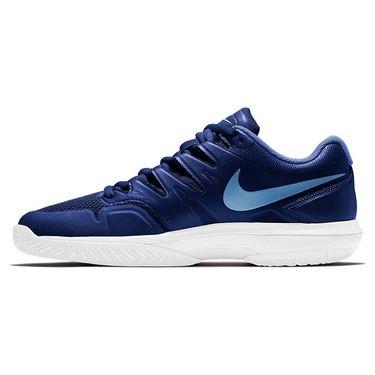 Nike Court Air Zoom Prestige Mens Tennis Shoe Deep Royal Blue/Coast/White AA8020 401