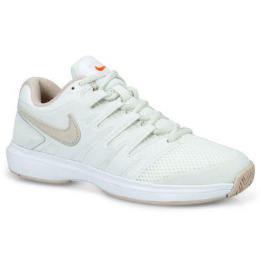 035e7c5e7dd0 Nike Air Zoom Prestige Womens Tennis Shoe - Phantom Particle  Beige Sail Orange ...