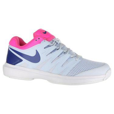 1b708832445f0e Nike Air Zoom Prestige Womens Tennis Shoe - Half Blue Indigo Force Pink  Blast ...