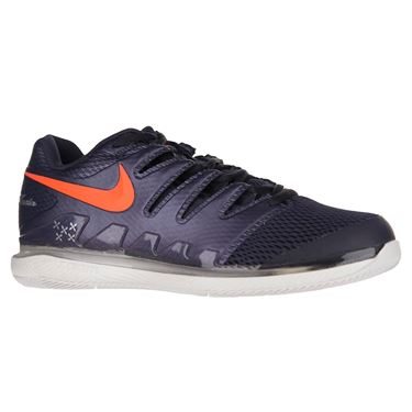 Nike Air Zoom Vapor X Womens Tennis Shoe - Gridiron/Hyper Crimson/Phantom