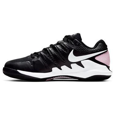 Nike Court Air Zoom Vapor X Womens Tennis Shoe Black/White/Pink Foam AA8027 008