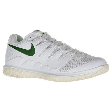 Nike Air Zoom Vapor X Womens Tennis Shoe - White Gorge Green Light Cream ... 28cb5f351