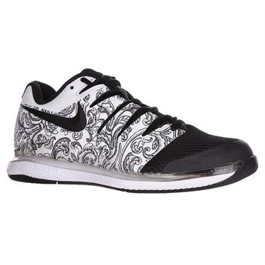 Nike Air Zoom Vapor X Womens Tennis Shoe - White/Black