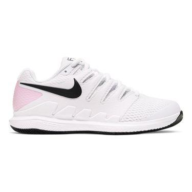 Nike Court Air Zoom Vapor X Womens Tennis Shoe White/Black/Pink Foam AA8027 107