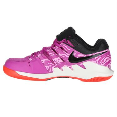 Nike Air Zoom Vapor X Womens Tennis Shoe - Active Fuchsia/Black/Psychic Pink