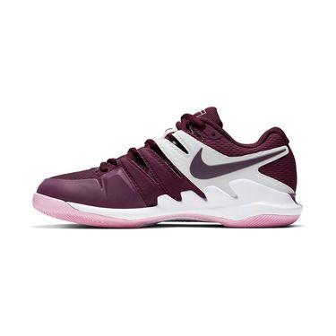 Nike Air Zoom Vapor X Womens Tennis Shoe Bordeaux/Pink Rise AA8027 603