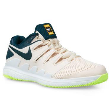Nike Air Zoom Vapor X Womens Tennis Shoe - Guava Ice/Midnight Spruce/Orange Peel