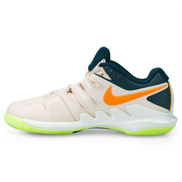 Nike Air Zoom Vapor X Womens Tennis Shoe - Guava Ice/Midnight Spruce/Orange Peel