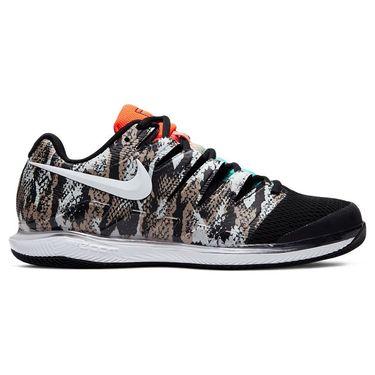 Nike Air Zoom Vapor X Mens Tennis Shoe Photon Dust/White/Hyper Crimson AA8030 012