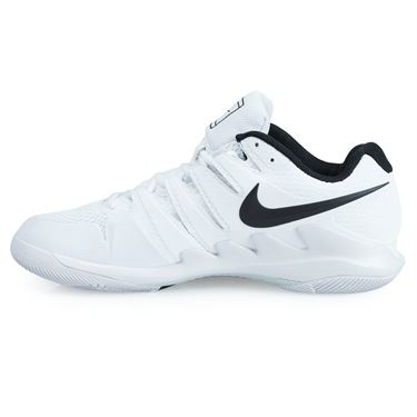 Nike Air Zoom Vapor X Mens Tennis Shoe - White/Black/Grey