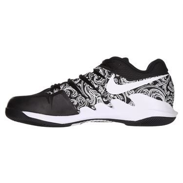 Nike Air Zoom Vapor X Mens Tennis Shoe - White/Black