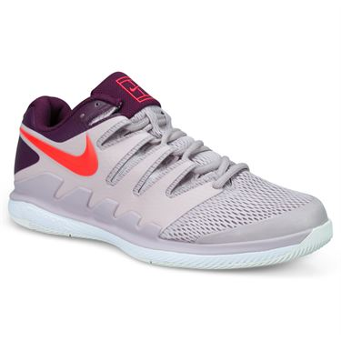 Nike Air Zoom Vapor X Mens Tennis Shoe - Particle Rose/Crimson/Bordeaux