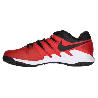 Nike Air Zoom Vapor X Mens Tennis Shoe - University Red/Black/White