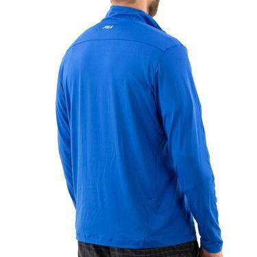 Fila Western & Southern Open Mens Mock 1/2 Zip Jacket