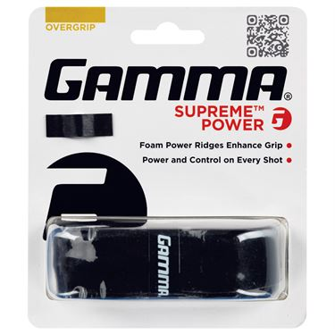 Gamma Supreme Power Tennis Overgrip