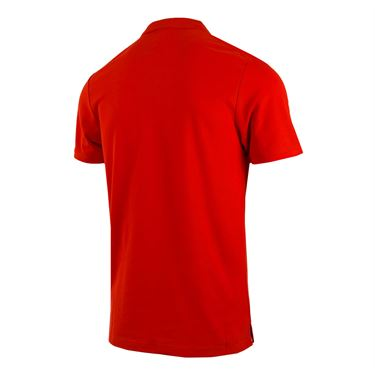 Nike RF Essential Polo - Habanero Red