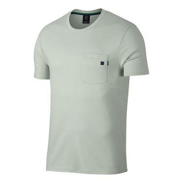 Nike RF Tee - Light Silver