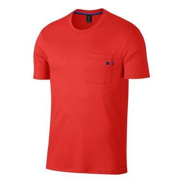 Nike RF Tee - Habanero Red