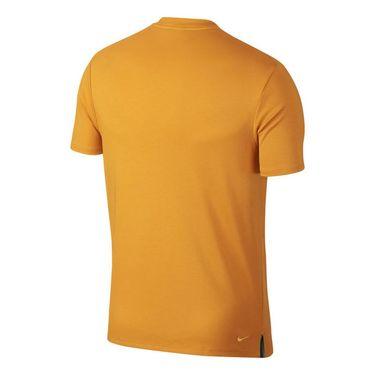 Nike RF Tee - Gold Leaf