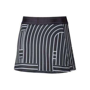 Nike Court Dry Printed Skirt - Gridiron/White