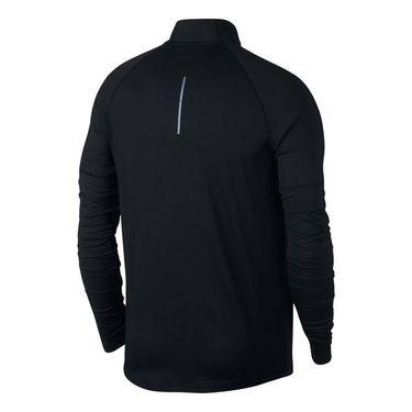 Nike Element Long Sleeve Shirt - Black
