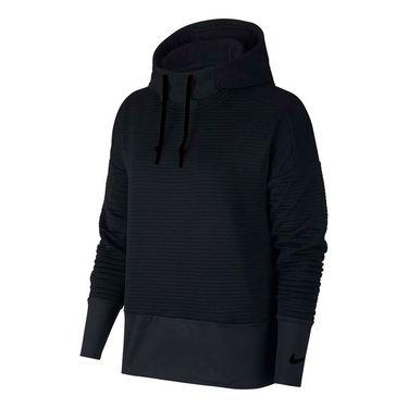 Nike Dry Hoodie - Black