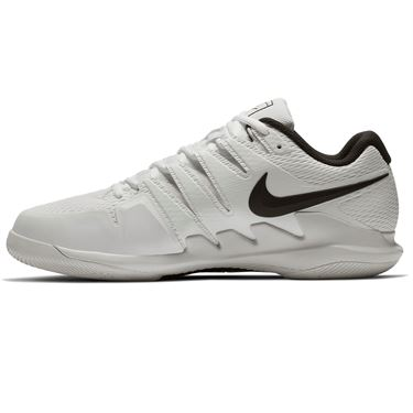 Nike Air Zoom Vapor X Wide Mens Tennis Shoe - White/Black/Grey