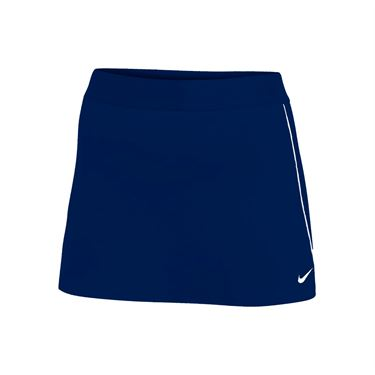 Nike Court Dry Skirt - Navy/White