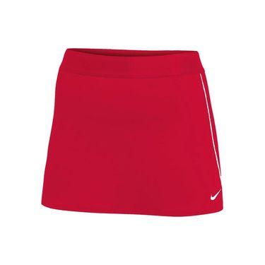 Nike Court Dry Skirt - Scarlet/White