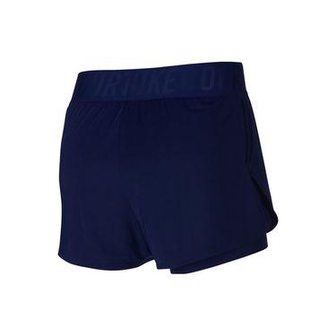 Nike Court Dry Ace Short - Blue Void/Black