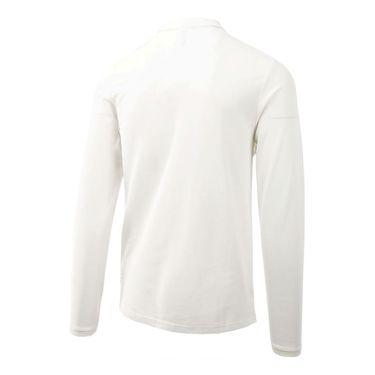 Nike RF Long Sleeve Polo - White