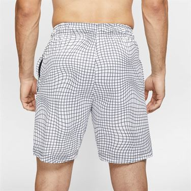Nike Dri Fit Short - White/Black