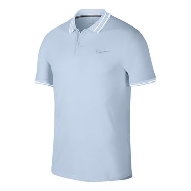 Nike Court Advantage Polo - Half Blue
