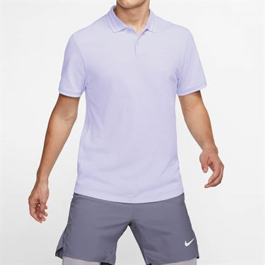 Nike Court Advantage Polo - Oxygen Purple