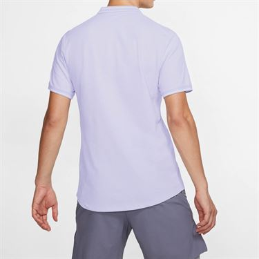 Nike Court Advantage Polo - Oxygen Purple