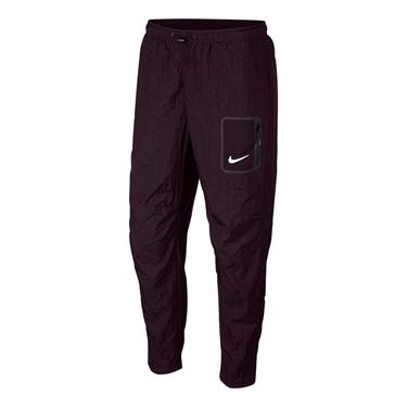 Nike Court Pants - Burgundy Ash/Sail