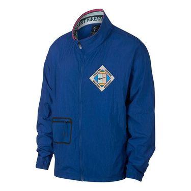 Nike Court Stadium Jacket Full Zip - Indigo Force