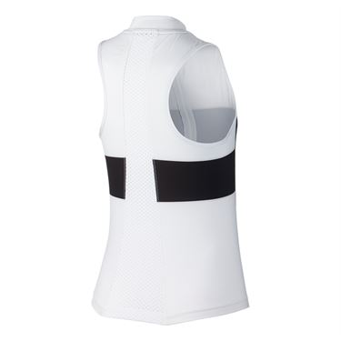 Nike Court Dry Power Slam Tank - White/Black
