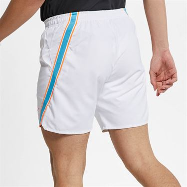 Nike Court Rafa Flex Ace 7 inch Short - White/Obsidian