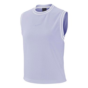 Nike Court Sleeveless Top - Oxygen Purple