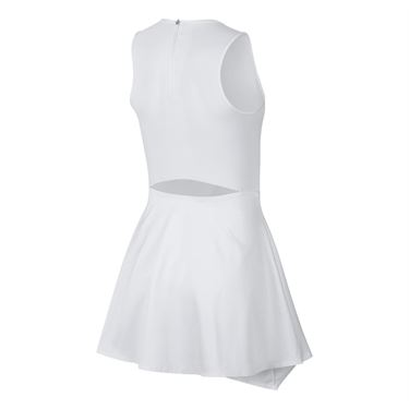 Nike Court Maria Dress - White/Black