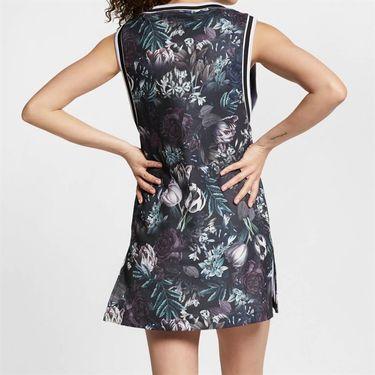 Nike Court Dress - Black/Oxygen Purple
