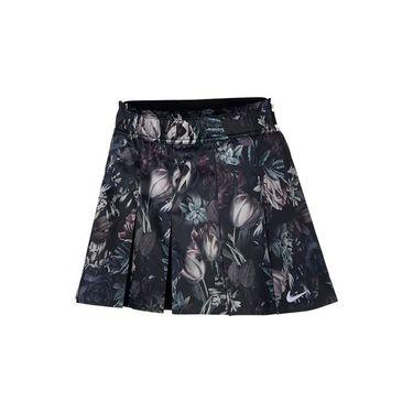 Nike Court Flex Skirt - Black/Oxygen Purple