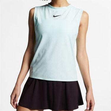 Nike Court Maria Dry Tank - Teal Tint/Black