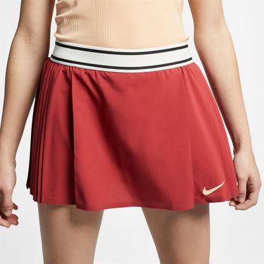 Nike Court Maria Flex Victory Skirt - Team Crimson/Sail