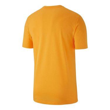 Nike Court Dri Fit Rafa Tee - Laser Orange/Black
