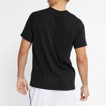 Nike Court Graphic Tee - Black